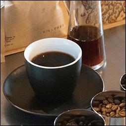 81cafeのシングルオリジンコーヒー